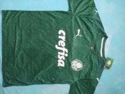 Camisetas do Palmeiras