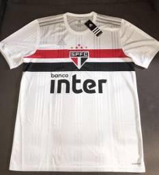 Camisa São Paulo I 20/21 nova na etiqueta 100% oficial
