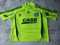 Camisa Palmeiras Adidas patch campeão 2008