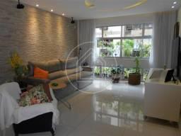 Apartamento à venda com 3 dormitórios em Jardim botânico, Rio de janeiro cod:855166