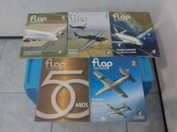Revistas de Interesse em Aviação e Defesa Militar. Flap Internacional