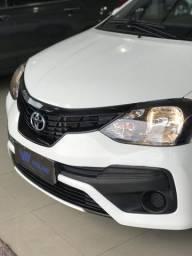 Toyota Etios X Sedan 1.5 Aut 2019