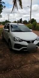 Vendo ágio Toyota Etios 1.3x 2017/2018 - 2018