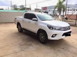 Toyota Hilux srx cd 2.8 4x4 17/18 completo!! - 2017
