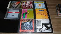 Cds rock hard core punk