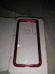 Vendo capa de celular magnética moto g8 plus