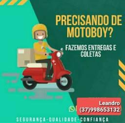 Moto táxi Bambuí