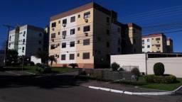 Apartamento 3 quartos quitado frente a rodoviária nova de Santa Maria