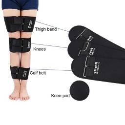 3 pcs perna alinhar perna torta,correção banda legged