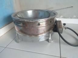 Fritadeira a gás 200 reais