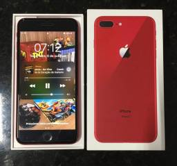 Iphone 8 plus red edition 64gb