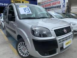 Fiat Doblô Modelo 2019 Único Dono Pouca Quilometragem e Com 120 Dias p Pagar 1°