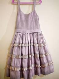 Vestido 06 roxo