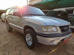 Chevrolet Blazer DLX 4x4 Turbo Diesel 2.5 (Veiculo em Unai/MG)