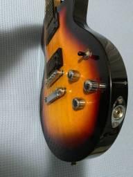 Guitarra Ibanez + amplificador