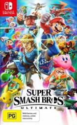 Super Smash Bros. Ultimate - NSwitch