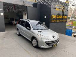 Peugeot 207 1.4 sw completo 2011