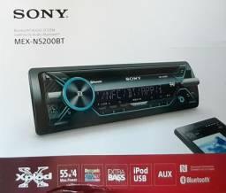 Som Automotivo Sony