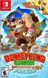 Donkey Kong Country Tropical Freeze - NSwitch