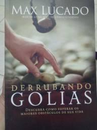 Livro Derrubando Golias