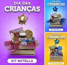 Promoção - Kit Dia das Crianças ( Brinquedos, docês e livros)