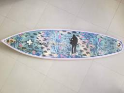 Prancha single fin da Surf Prescriptions