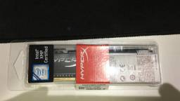 Memória RAM HyperX Fury, 4GB, 3200MHz, DDR4, CL15, Preto