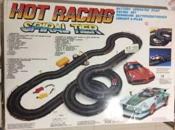 Autorama Hot Racing Spiral Tier