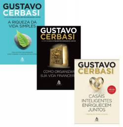 Kit Livros Investimentos Gustavo Cerbasi (Casais Inteligentes)