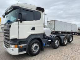 Scania R440 8x2 2014
