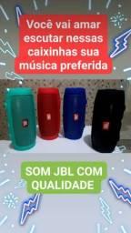 Caixa JBL Mini Charge 3