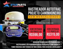 Vendas de equipamento Autotrac e Instalação