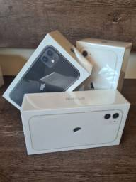 iPhone 11 64GB Lacrado C/NF