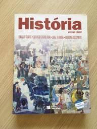 Livro de História para o Ensino Médio Completo
