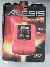 Pedaleira Alesis Bass fx