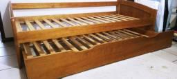Bicama de madeira maciça - Tok Stok