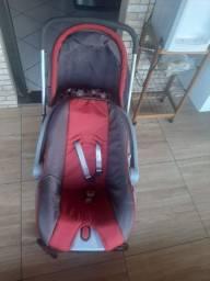 Cadeira e bebê conforto cosco!!