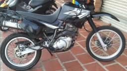 Yamaha xt 600 e s/entr: troco por ecosport acima de 2010