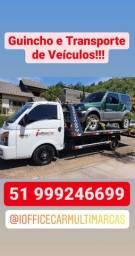 FONE * Serviço transporte / guincho / socorro de veículos e motos