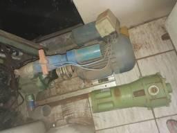 Conjunto para irrigação