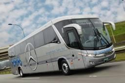 Adquira seu ônibus ou micro-ônibus, entrada+parcelas