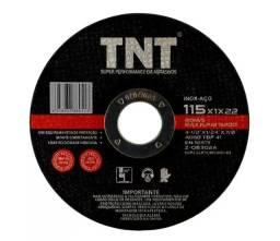 Disco De Corte Aço/inox 4 1/2 TNT Black atacado