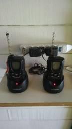 Rádio Comunicador (Walkie Talkie) - Intelbras