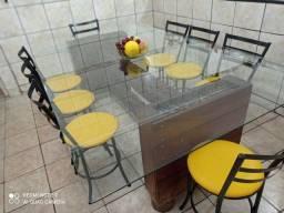 Banguetas, cadeiras é mesas!