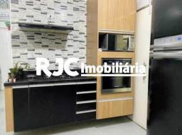 Apartamento à venda com 2 dormitórios em Botafogo, Rio de janeiro cod:MBAP25286