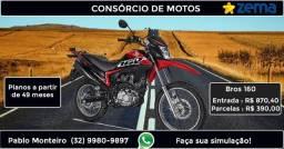 Honda Bros 160 ( Leia a descrição)