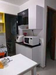 Apartamento para alugar com 1 dormitórios em Vila nova savoia, São paulo cod:17880