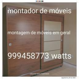 Montador  móveis
