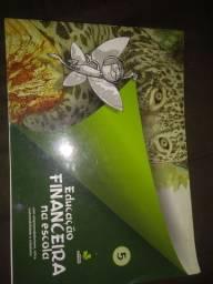 Livro educação financeira 5 ano