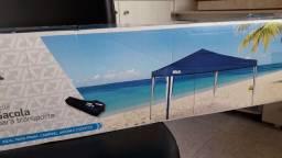 Tenda para piscina ou praia